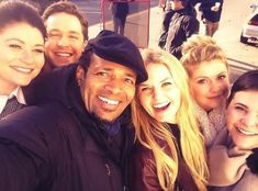 Once upon a time cast Rose Mciver, Ouat, Once Upon A Time, Behind The Scenes, It Cast, Couple Photos, Celebrities, Selfies, Twitter