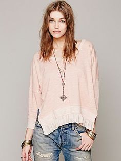 e554be6e60 Free People Getta Good Pullover All Gifts