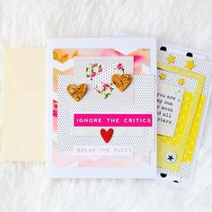 Hello☀️☀️ @marinette_scrap here to share with you a couple of cards created with our gorgeous #february2016 kits featuring @pinkpaislee C'est la vie @americancrafts @shimelle #hipkits #hipkitclub #february2016 #scrapbookcards #scrapbooking