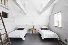 ESTILO RUSTICO: Hotel Rustico en la Isla de Gotland