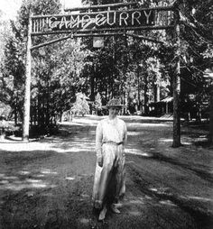 The Yosemite Curry Village was known as Camp Curry when it was first opened, and was the first affordable accommodation in Yosemite National Park.