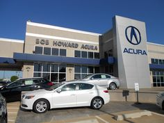 Test drive an all new Acura at Bob Howard Acura- Oklahoma