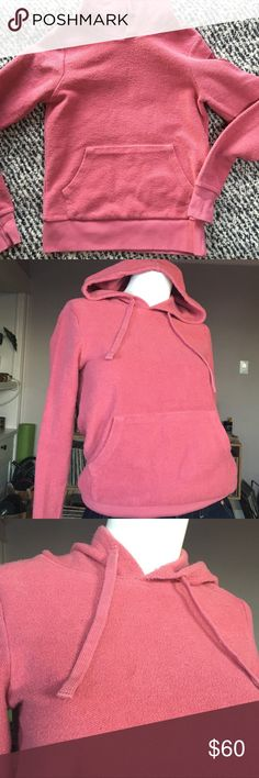 SoulCycle Hoodie Pink Soul Cycle Hoodie. Extremely cute. Minimal wear, washed a couple times. Made in USA 🇺🇸. Authentic Soul Cycle gear. soulcycle Tops Sweatshirts & Hoodies