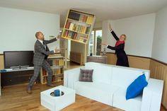 Heeft u een leegstaande woning? Wij kunnen de woning aantrekkelijker te verkopen maken door voor de inrichting te zorgen dmv kartonnen meubels!