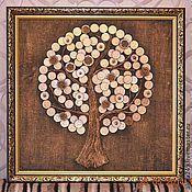Картины и панно ручной работы. Ярмарка Мастеров - ручная работа Денежное дерево. Handmade.