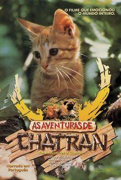 As Aventuras de Chatran (The Adventures of Chatran/ The Adventures of Milo and Otis) - 1986