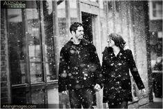 walkin' in the snow
