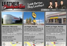 Leather Headquarters in Las Vegas, NV - 702-431-8808 | Leather ...