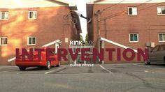 """Godetevi la sezione di Chris Doyle dal video """"Intervention"""" di Kink BMX! Non sono molti i riders che riescono a vinceremedaglie di bronzo agli X Games, e poi riuscire a tirare fuori vi…"""