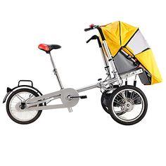 Folding+Bike+Cycling+16+Inch+Men's+/+Women's+/+Unisex+kids+Double+Disc+Brake+Ordinary+Folding+Ordinary/Standard+Steel+Red+/+Yellow+/+Blue+–+GBP+£+405.89