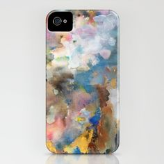 Last Light iPhone Case painting by Jenny Vorwaller