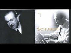 Arrau, Schubert Piano Sonata in A major (D664) & Four Impromptu (D899)