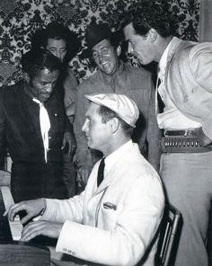 Newman, Davis, Mitcum, Martin y Garner