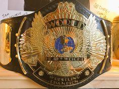 WWF World Title belt