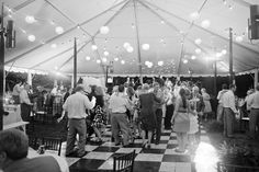 Real Southern Summer Wedding, Wedding Real Weddings Photos by Kevin Milz Photography