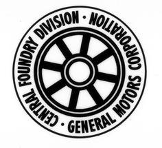 107 best general motors images general motors vintage cars 1954 Oldsmobile Rocket 88 Dash 1947 general motors central foundry logo
