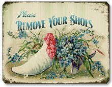 Yes!  Please remove your shoes in my house!