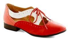 #modcloth #oxford @Diana Wallace Style Daily