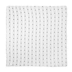 Organic Cotton Muslin Swaddle Blanket - Milk