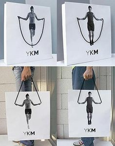 European Plastic Shopping Bags XIV. They have a much better sense of humor than we do in the USA