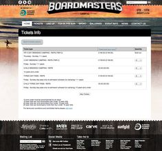 Click here to buy tickets without the booking fee! #festival #summer Boardmasters 2014