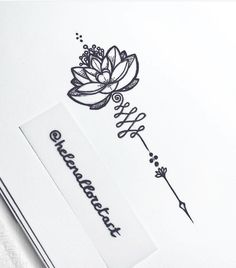 "1,146 Likes, 4 Comments - ✷❁ Helena Lloret Tattooing ❁✷ (@helenalloretart) on Instagram: ""Lotus Flower   • • • #helenalloretart #symmetryart #artwork #doodle #unalome #unalometattoo…"""