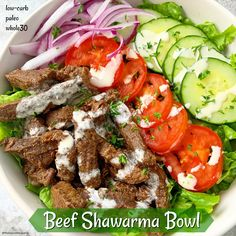 Slow Cooker Beef, Slow Cooker Recipes, Paleo Recipes, Crockpot Recipes, Shawarma Recipe, 2020 Olympics, Paleo Whole 30, Middle Eastern Recipes, Whole30