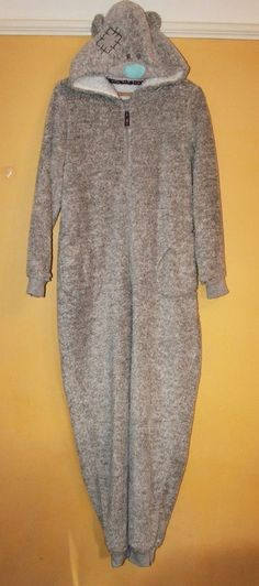 M&S Tatty Teddy Cosy Fleece  All In One Playsuit Jumpsuit Pyjama Size 14 UK L #MarksandSpencer #Jumpsuit #Everyday Fashion Outfits, Fashion Clothes, Womens Fashion, Tatty Teddy, Playsuits, All In One, Size 14, Pajamas, Jumpsuit