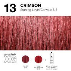 13 Crimson