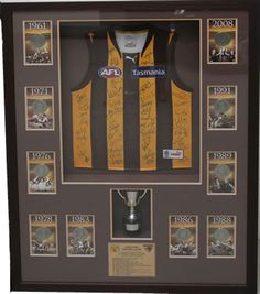 Sports memorabilia framing Melbourne is a unique and decorative way to display your own sporting history, and just about everything and anything can be framed. For More Details visit us at : http://www.framesnow.com.au/products/event-sporting-frame/