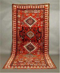 Persian Rugs: A Great Work of Art