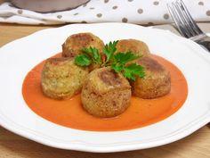 Melted bar chops, artichokes and fennel - Healthy Food Mom Gourmet Recipes, Healthy Recipes, Albondigas, Fish And Seafood, Fennel, Vegan Life, Coriander, Artichoke, Baked Potato