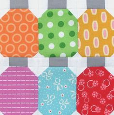 "Bee In My Bonnet: The Quilty Barn Along...Silo Barn 6 and the ""Canning Season"" block Tutorial!..."