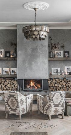 Paulina Arcklin living room