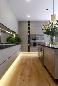 decordove - decor collection — grey kitchen // cozinha cinza ~ via stylecurator