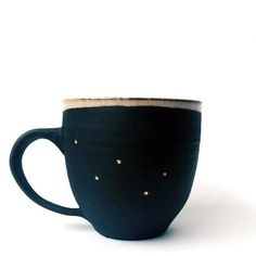 Cassiopeia Constellation Mug