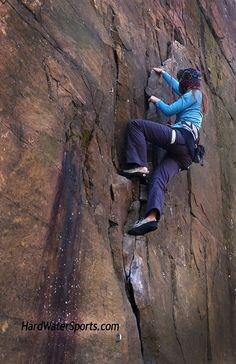 Rock climbing in Sandstone, Minnesota #MNfun #sandstonemn #mnadventure