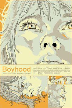 Boyhood by Tomer Hanuka