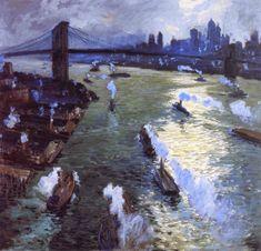 Jonas Lie - Path of Gold 1915