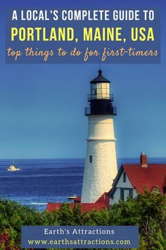 Planning your Portland Maine trip? Here's a local's guide to Portland Maine USA with the best places to visit in Portland Maine accommodation in Portland food in Portland and tips. Save this pin to your boards. Portland Food, Portland Maine, Canada Travel, Travel Usa, Cool Places To Visit, Places To Go, Travel Guides, Travel Tips, Travel Goals