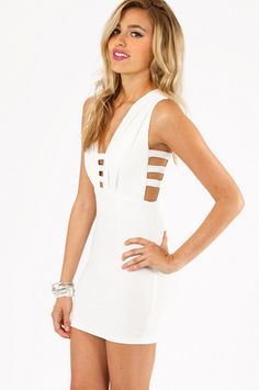 Makayla Bodycon Dress $35 at www.tobi.com