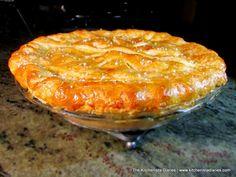 The Kitchenista Diaries: Handmade Buttermilk Pie Crust Tutorial