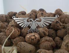 FREE SHIPPING Warhammer 40k Aquila pendant от BorowskiStore