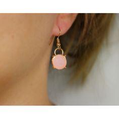 Náušnice Bay Peach | Womanology.sk #earrings #fashionjewelry #fashionjewellery #costumejewelry #costumejewellery #bijouterie #bijoux #fashion #style #accessories Peach, Drop Earrings, Pretty, Accessories, Jewelry, Style, Fashion, Jewels, Jewlery