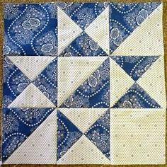 17 Best ideas about Quilt Block Patterns on Pinterest | Patchwork patterns, Quilt blocks and ...