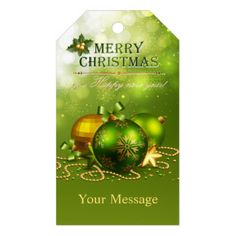Merry Christmas 86 Gift Tags