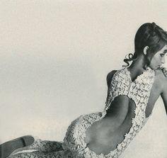 pinterest.com/fra411 #60's Veruschka 1967