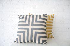 Graphic Pillows   Patina