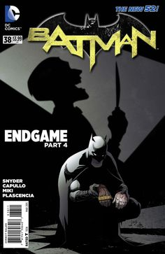 Batman #38 - Endgame, Part Four (Issue)
