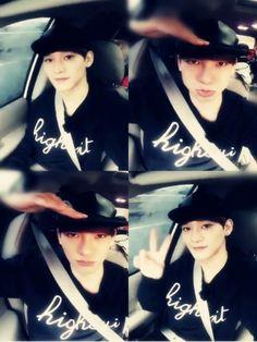"""Chen """"EXO Showtime Ep 4"""""""